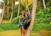 Couple in Hawaii
