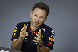 March 23, 2018 - Melbourne, Victoria, Australia - HORNER Christian  (gbr), Team Principal of Red Bull Racing, portrait during 2018 Formula 1 championship at Melbourne, Australian Grand Prix, from March 22 To 25 - Photo  Motorsports: FIA Formula One World Championship 2018, Melbourne, Victoria : Motorsports: Formula 1 2018 Rolex  Australian Grand Prix, (Credit Image: © Hoch Zwei via ZUMA Wire)