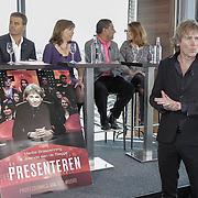 NLD/Amsterdam/20120416 - Boekpresentatie Presteren, Matthijs van Nieuwkerk