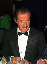 MR PHILIPPE JUNOT former husband of Princess Caroline of Monaco, at a ball in London on 7th November 1999.MYP 73 MO