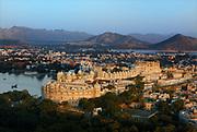 City Palace and Shiv Newas Palace