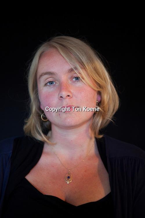 Dutch writer Eva Moraal
