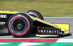 March 1, 2019 - Barcelona, Spain - the Renault of Daniel Ricciardo during the Formula 1 test in Barcelona, on 01st March 2019, in Barcelona, Spain. (Credit Image: © Joan Valls/NurPhoto via ZUMA Press)