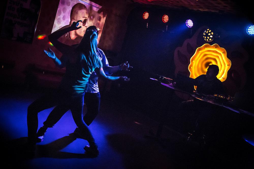 United Islands 2014 - Klubová noc<br /> Rock Café