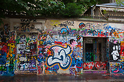 The house of Serge Gainsbourg, 5 Bis Rue de Verneuil, 75006 Paris, France.  La maison de Serge Gainsbourg.