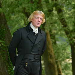 Thomas Jeffferson at Harpers Ferry