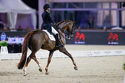 Dufour Cathrine, DEN, Bohemian<br /> European Championship Dressage - Hagen 2021<br /> © Hippo Foto - Dirk Caremans<br /> 09/09/2021