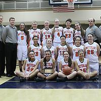 2013 Section V Girls Basketball