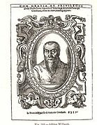 Adrian Willaert (1480-1562) Flemish composer. Director of music at St Mark's,  Venice, Italy.