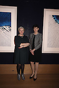 JUDITH EVERETT; ALISON NIMMO, THAW, An exhibition of photographs of the arctic polar ice cap by Timo Lieber. Bonhams. New Bond St. London. 21 February 2017
