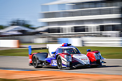 March 14, 2019 - Sebring, Etats Unis - 52 PR1 MATHIASEN MOTORSPORTS (USA) ORECA LMP2 GIBSON MATTHEW MCMURRY (USA) GABRIEL AUBRY  (Credit Image: © Panoramic via ZUMA Press)
