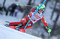 Alpint<br /> FIS World Cup<br /> Levi Finland<br /> November 2017<br /> Foto: Gepa/Digitalsport<br /> NORWAY ONLY<br /> <br /> LEVI,FINLAND,11.NOV.2017 - ALPINE SKIING - FIS World Cup, slalom, ladies. Image shows. Nina Haver-Løseth (NOR). Photo: GEPA pictures/ Wolfgang Grebien