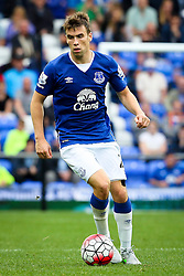 Everton's Seamus Coleman  - Mandatory byline: Matt McNulty/JMP - 07966386802 - 23/08/2015 - FOOTBALL - Goodison Park -Everton,England - Everton v Manchester City - Barclays Premier League