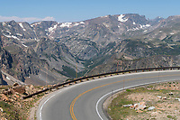 Beartooth Highway Wyoming
