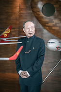 CHINA / Hainan Island  <br /> <br /> Chen Feng , Chairman of the Board of Directors of HNA Group <br /> <br /> © Daniele Mattioli Shanghai China Corporate and Industrial Photographer for Bloomberg