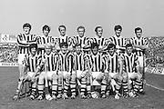 All Ireland Senior Hurling Final - Cork v Kilkenny.Kilkenny 3-24, Cork 5-11,.03.09.1972, 09.03.1972, 3rd September 1972,..Kilkenny Team.Back row from left, Ned Byrne, Mick Crotty, Pa Dillon, Pat Henderson, Eddie Keher, Frank Cummins, Kieran Purcell, .Front row from left, Pat Lalor, Jim Treacy, Liam O'Brien, Noel Skeehan captain, Pat Delaney, John Kinsella, Eamonn Morrissey, Missing from photo Fan Larkin, .