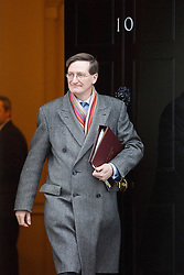 © licensed to London News Pictures. London, UK 04/02/2014. Attorney General Dominic Grieve attending to a cabinet meeting in Downing Street on Tuesday, 4 February 2014. Photo credit: Tolga Akmen/LNP