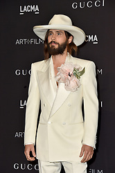 Jared Leto attends the 2018 LACMA Art + Film Gala at LACMA on November 3, 2018 in Los Angeles, CA, USA. Photo by Lionel Hahn/ABACAPRESS.COM
