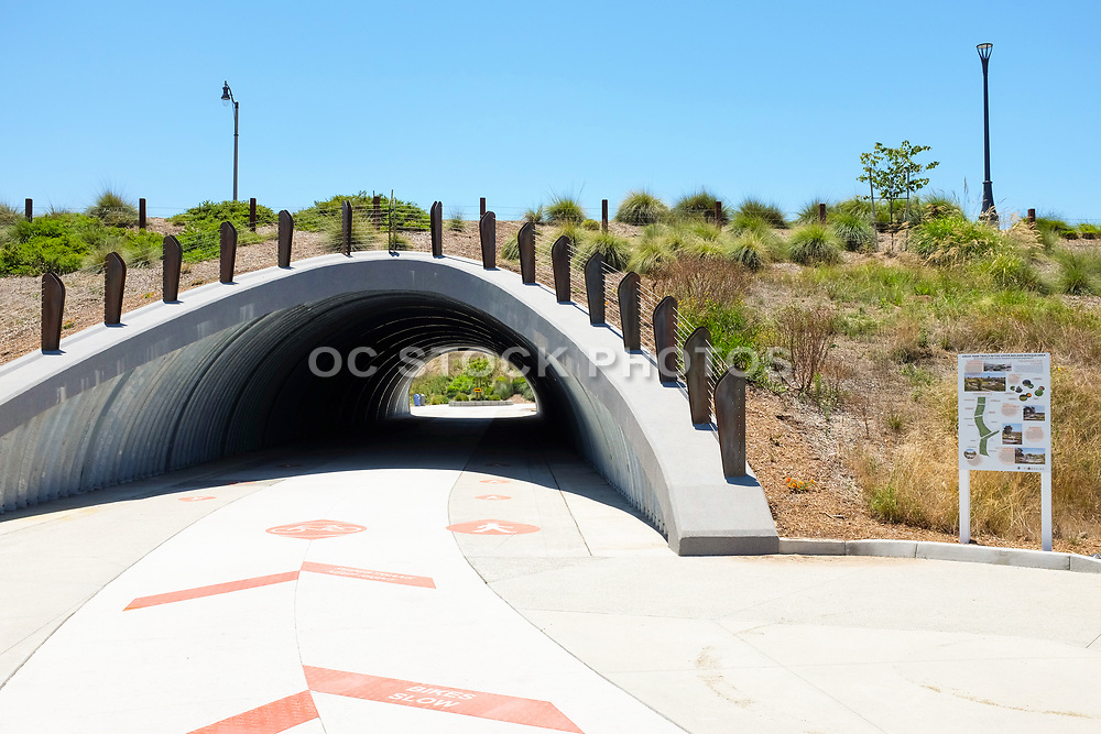 Orange County Great Park Tunnel at Cadence