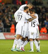 Swansea City v Queens Park Rangers 021214