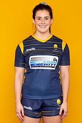 Meg Varley of Worcester Warriors Women - Mandatory by-line: Robbie Stephenson/JMP - 27/10/2020 - RUGBY - Sixways Stadium - Worcester, England - Worcester Warriors Women Headshots