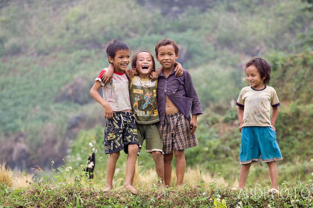 ethnic minority in north vietnam