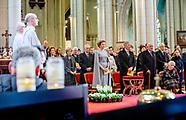 Memorial Mass, Laken 17-02-2020