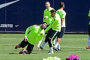 Barcelona Training  170315