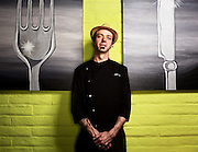 Jeff Strom of Koho Bistro for Eugene Magazine