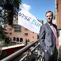 Nederland, Amsterdam , 25 mei 2010..Cees Vermaas, CEO van Euronext Amsterdam en lid RvB Myse Euronext..Foto:Jean-Pierre Jans