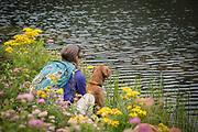 Carol and Eddy, Hike to Lake Margaret, Eldorado National Forest, California