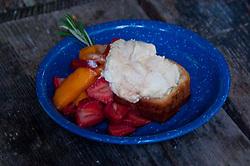 Dessert, Jones Island, San Juan Islands, Washington, US