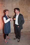 BELINDA AIRD; HARRY GOODER, The Tanks at Tate Modern, opening. Tate Modern, Bankside, London, 16 July 2012