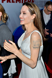 March 11, 2019 - Los Angeles, Kalifornien, USA - Angelina Jolie bei der Weltpremiere des Kinofilms 'Dumbo' im El Capitan Theatre. Los Angeles, 11.03.2019 (Credit Image: © Future-Image via ZUMA Press)