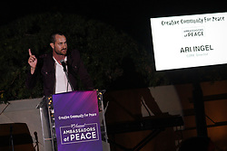 Ari Ingel at Creative Community For Peace 2nd Annual 'Ambassadors Of Peace' Gala held at Los Angeles on September 26, 2019 in Private Residence, California, United States (Photo by © Jc Olivera/VipEventPhotography.com