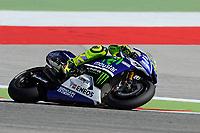 ROSSI Valentino of Italy and Yamaha Factory Racing, winner of the Moto GP San Marino Grand Prix at Mizano on september 14, 2014 - Photo Milagro / DPPI