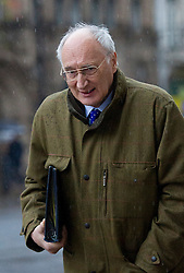 © London News Pictures. 27/11/2012. London, UK.  Chief Whip of the House of Commons Sir George Young in Westminster on November 27, 2012. Photo Credit: Ben Cawthra/LNP