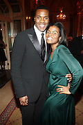 l to r: Jeff Pollack and Kamilah Turner at The Fifth Annual Grace in Winter Gala honoring Susan Taylor, Kephra Burns, Noel Hankin and Moet Hennessey USA and benfiting The Evidence Dance Company held at The Plaza Hotel on February 3, 2009 in New York City.