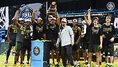April 05, 2021 - IN: NCAA Men's Basketball Tournament - Final Four - Championship