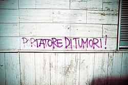 Taranto - rione Tamburi