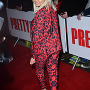 Amy Hart attend Pretty Woman The Musical press night at Piccadilly Theatre on 2nd March 2020, London, UK.