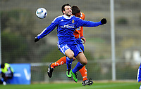 Fotball , 27. januar 2011, Copa del Sol , Aalesund - Wisla Krakow 2-0<br /> <br /> aciej Zurawski , WK