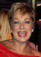 Denise Welch Michael Jackson 'The Life of an Icon' World Premiere, Empire Cinema, Leicester Square, London, UK, 02 November 2011:  Contact: Rich@Piqtured.com +44(0)7941 079620 (Picture by Richard Goldschmidt)