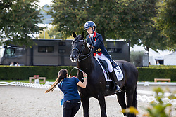 Fry Charlotte, GBR, Glamourdale<br /> CHIO Aachen 2021<br /> © Hippo Foto - Dirk Caremans<br />  16/09/2021