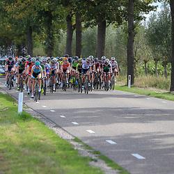 31-08-2018: Wielrennen: Ladies Tour: Weert<br />Peloton in de vierde etappe Ladiestour