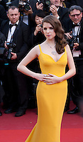 Anna Kendrick at the gala screening for Woody Allen's film Café Society and opening ceremony  at the 69th Cannes Film Festival, Wednesday 11th May 2016, Cannes, France. Photography: Doreen Kennedy