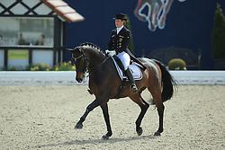 Michalke Victoria, (GER), Wasabi Old<br /> Qualification Grand Prix Kur<br /> Horses & Dreams meets Denmark - Hagen 2016<br /> © Hippo Foto - Stefan Lafrentz