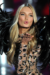 Romee Strijd Models attending the Victoria's Secret Fashion Show at the Mercedes-Benz Arena Shanghai in Shanghai, China on November 20, 2017