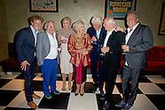 Prinses Beatrix bij jubileumavond Paul van Vliet voor UNICEF in Carré