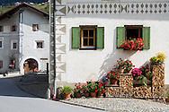 Bergün, Switzerland